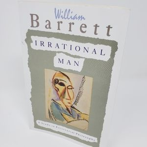 Other - Irrational Man by William Barrett | Paperback